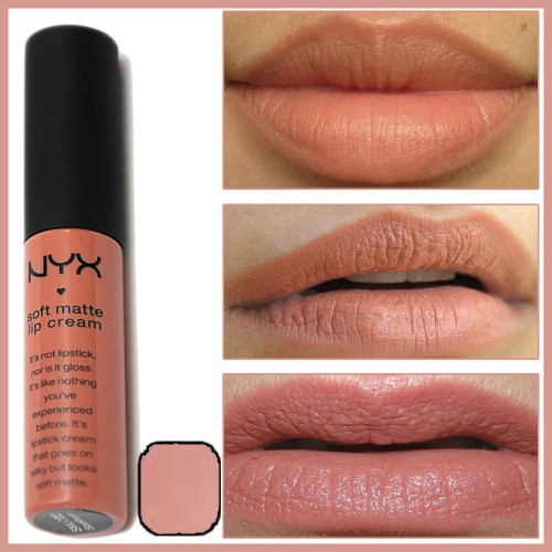 Foto Produk NYX soft matte lip cream Stockholm 02 dari Make Up By Keen