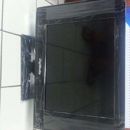 Foto Produk LED TV DIGIMEDIA 17'' HDMI VGA USB MOVIE READY dari new indotech