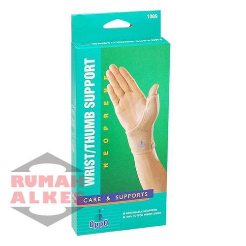 Foto Produk Wrist Thumb Support OPPO 1089 dari Rumah Alkes Kita