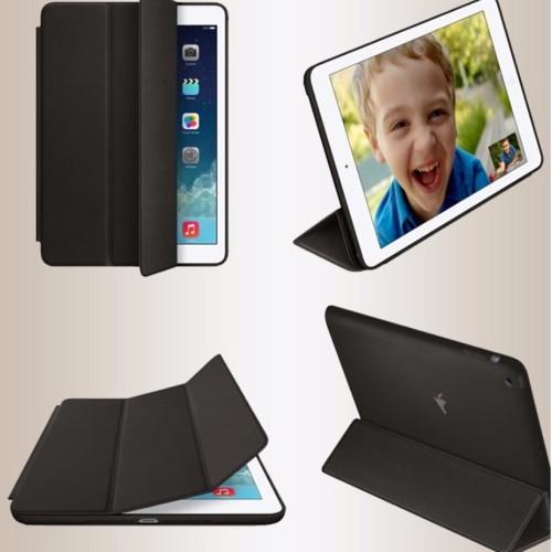 Foto Produk Smart Case For iPad mini / 2 / 3 Tablet Cover Flip Leather Magnetic - Hitam dari diva acc