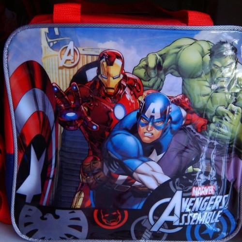 Foto Produk Lunch Bag Avengers dari Ada Semua