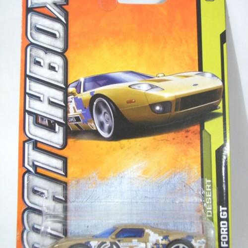 Foto Produk Matchbox Ford GT dari BakuToys Collection
