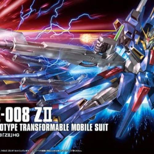 Foto Produk Bandai HG HGUC Zeta 2 ZII dari BakuToys Collection