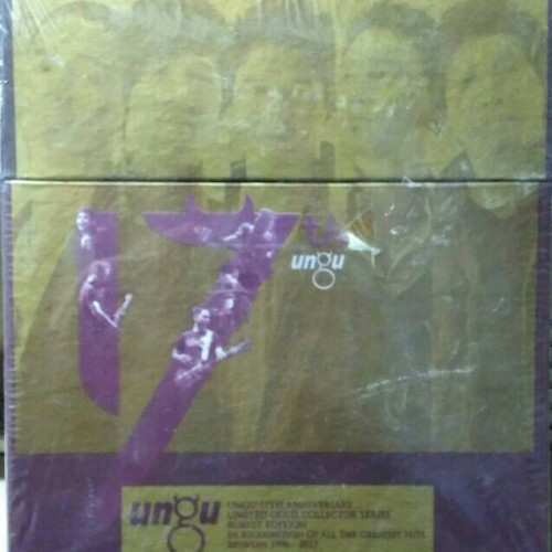 Foto Produk Cd Ungu -Box Set Gold dari tokocdonlineoriginal