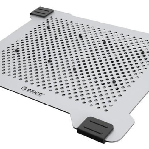 Foto Produk ORICO NA15-SV Full Alluminium Double fans cooling pad for laptop dari ORICO INDONESIA