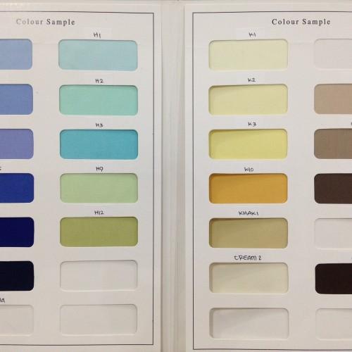 Foto Produk Kemeja Alisan Polos PANJANG size 16.5-17.5 (Cek Katalog Warna) dari Alisan CyberStore