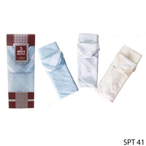 Foto Produk Sapu Tangan Katun Kombinasi - SPT 41 dari Gudang Fashion