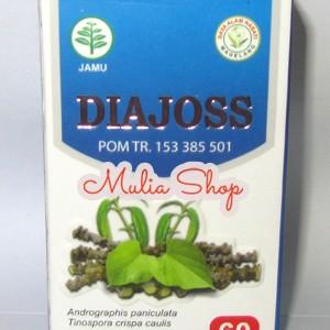 Foto Produk Diajoss (Solusi Tepat Penderita Diabetes) dari Mulia Shop