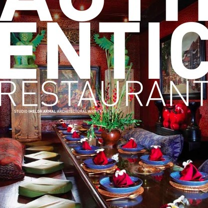 Foto Produk Urban Lifestyle: AUTHENTIC RESTAURANT dari IMAJIBooks Store