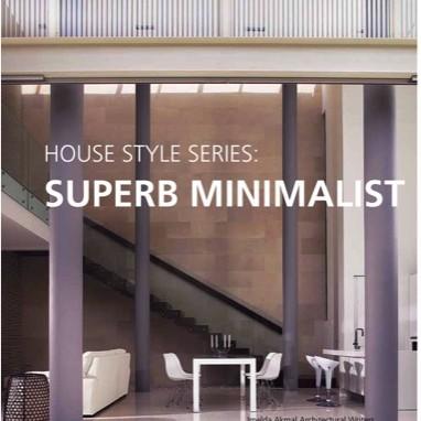 Foto Produk House Style Series: SUPERB MINIMALIST dari IMAJIBooks Store