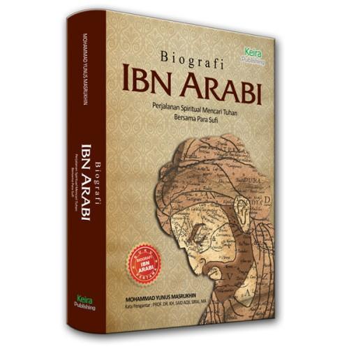 Foto Produk Biografi Ibn Arabi dari Buku Islam Nusantara