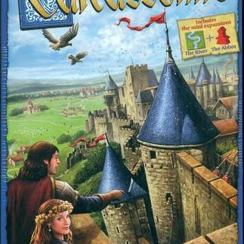 Foto Produk Carcassonne boardgame dari MonopolisWonder