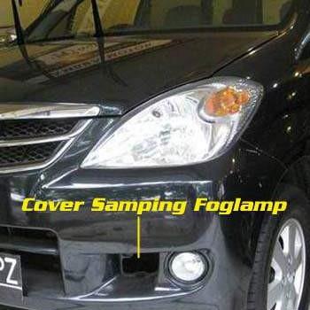 Foto Produk Cover Samping Foglamp Avanza Xenia Model Standar dari SIPMotor