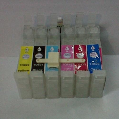 Foto Produk Catridge infus untuk Epson T60, Epson 1390 (A3) dari AZCOM