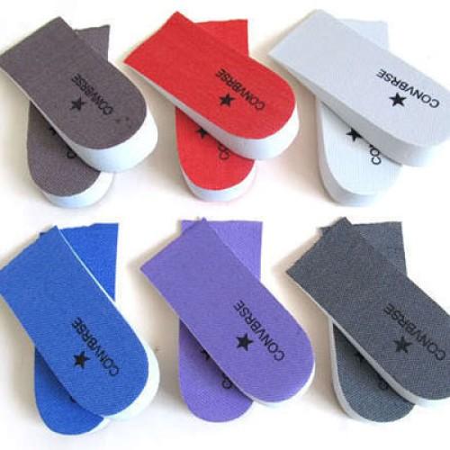 Foto Produk Insole Sepatu Peninggi Instan 2.5 cm Sol peninggi badan bahan karet dari YeoMart