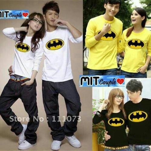 Foto Produk Baju Couple Batman LP dari Couples Store