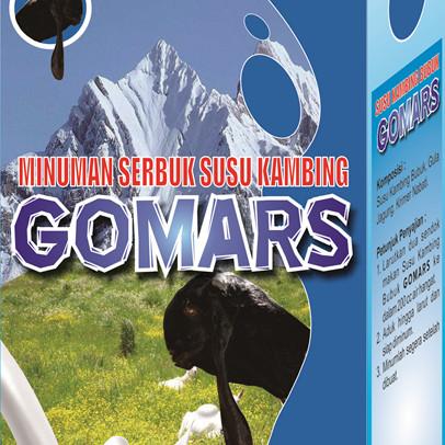 Foto Produk Susu Etawa GOMARS (Rasa Original/Vanila) Ijin BPOM, ORIGINAL dari Gerai Langgeng