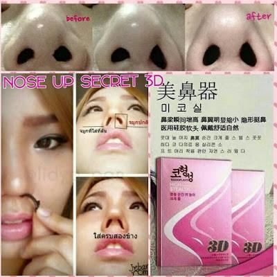 Foto Produk 3D Nose Secret ~ Pemancung Hidung dari Rumah Cantik Sandy