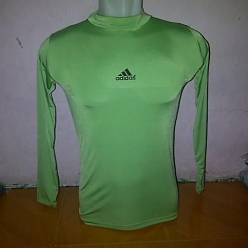 Foto Produk Baselayer Long Sleeve Adidas Hijau dari Antarez Shop
