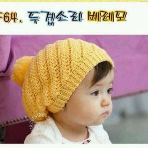Foto Produk NEW Crochet Hat Beanie dari Little Fairy Olshop