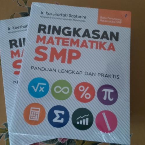 Foto Produk Ringkasan Matematika SMP oleh Ir. Koeshartati Saptorini dari Ummi SauLa