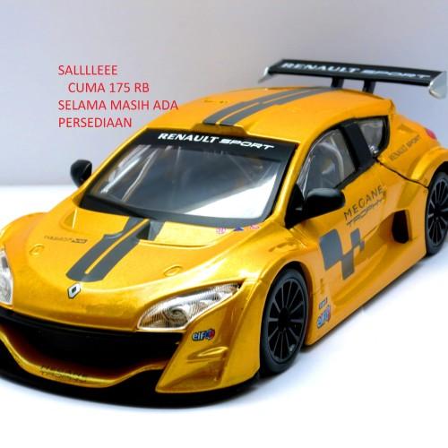 Foto Produk Renault Megane (Bburago) dari Tunggal Jaya Toys