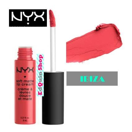 Foto Produk NYX Soft Matte Lip Cream SMLC IBIZA dari EdQuinShop