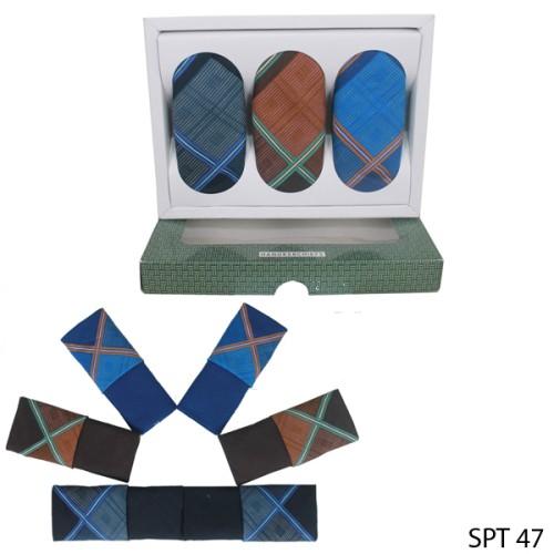 Foto Produk Sapu Tangan Untuk Pria Katun Kombinasi Warna SPT 47 dari Gudang Fashion