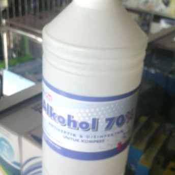 Foto Produk Alkohol 70% Onemed 1 Liter dari Rahmat_Medika