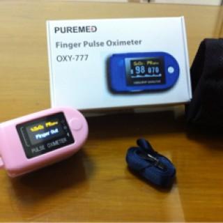 Foto Produk Pulse Oximeter PUREMED OXY 777 dari evodia medika