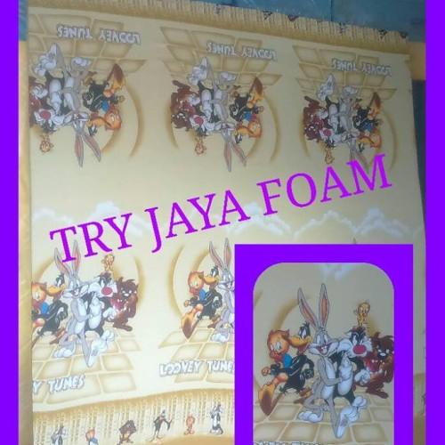 Foto Produk Kasur Busa INOAC UK 200X160X30 cm dari TRY JAYA FOAM