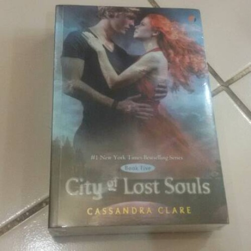 Foto Produk Novel City of Lost Souls (The Mortal Instruments #5) dari Pusat Komik