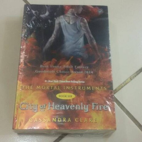 Foto Produk Novel City of Heavenly Fire (The Mortal Instruments #6) dari Pusat Komik