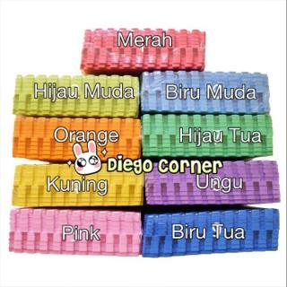 Foto Produk Mainan Anak - Matras Puzzle Evamats / Evamat Polos / Alas Lantai dari Diego Corner