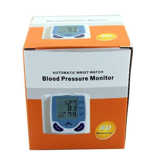 Foto Produk Automatic Wrist Watch Blood Pressure Monitor dari Yen's Baby & Kid Official Shop