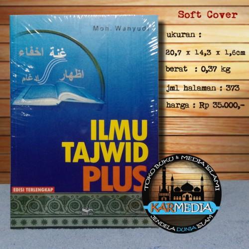 Foto Produk Ilmu Tajwid Plus - Halim Jaya - Karmedia dari karmedia