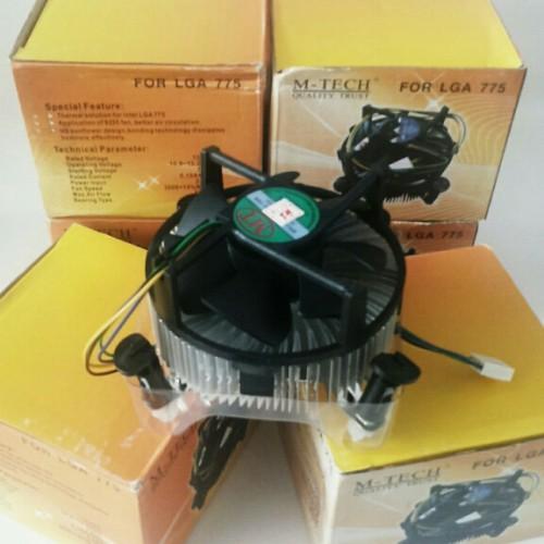 Foto Produk Fan Processor LGA 775 dari NiL' Shop
