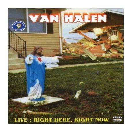 Foto Produk Van Halen - Right Here, Right Now dari Sevennia