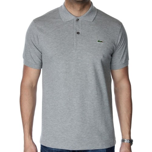 Foto Produk Polo Shirt Lascote [ Grey ] dari Bes't Clothing