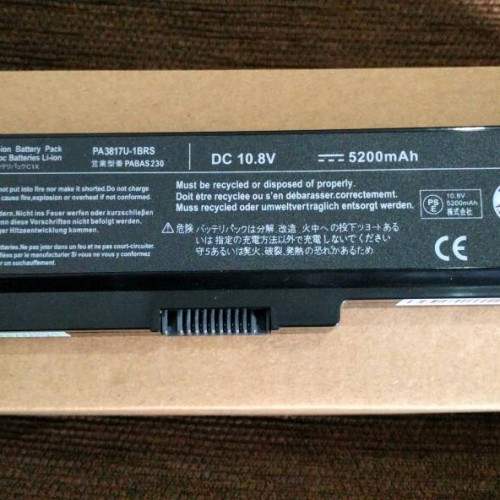 Foto Produk Baterai/Batre Laptop Toshiba satellite L745,L630,L510,C600 dari disketstore