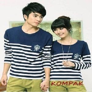 Foto Produk Kaos Couple Sailor LP dari Femina Shop