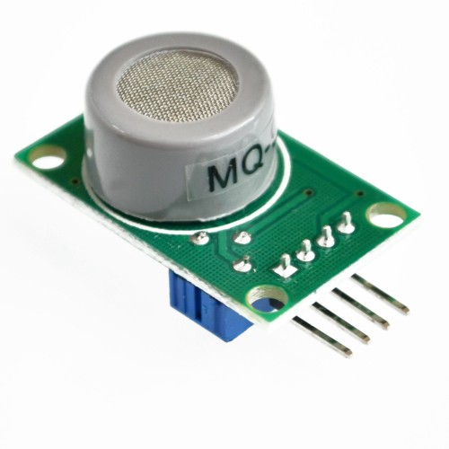 Foto Produk MQ-7 Module Carbon Monoxide CO Gas Sensor dari TOKO BEY