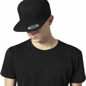 Foto Produk topi snapback hiphop polos full hitam - Hitam dari topipedia