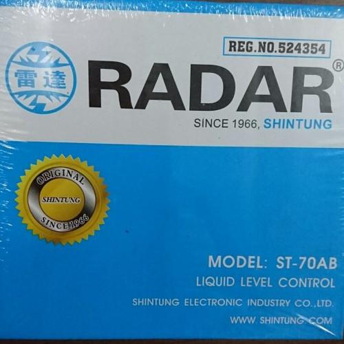 Foto Produk Radar Shintung Pelampung Air Otomatis / Liquid Level Control dari Toko Material