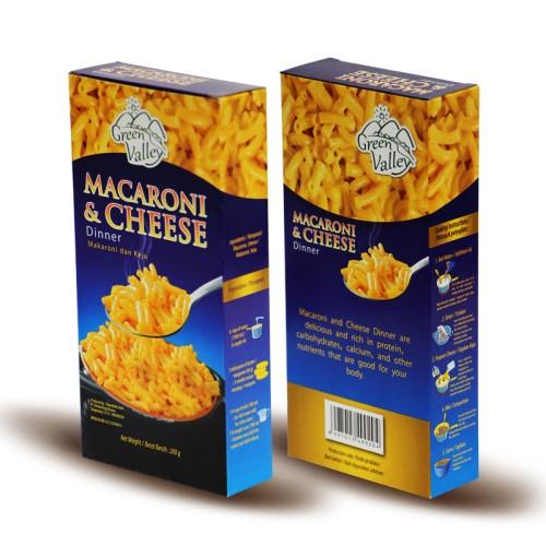 Foto Produk Green Valley Macaroni and Cheese [200 Gr] dari FingerLand