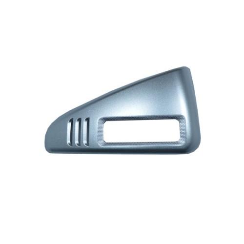 Foto Produk Garnish Air Cleaner Honda BeAT eSP & Scoopy eSP Silver dari Honda Cengkareng