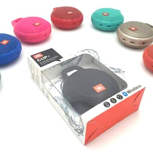 Foto Produk JBL Clip + (plus) Bluetooth Mini Portable Speaker Best OEM mirip ori dari Elenna-Store