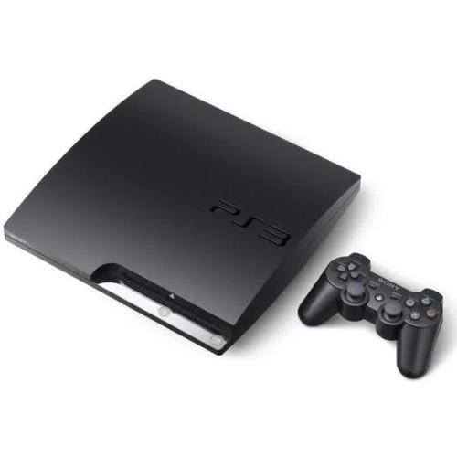 Foto Produk Sony Playstation 3 Slim 320 GB Original Full Games PSN dari W.Y.S Shop