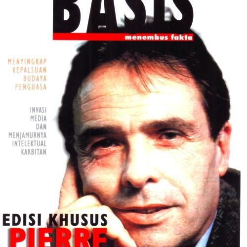 Foto Produk Majalah BASIS No. 11-12, 2003 - Pierre Boudieu dari Toko Tjap Petroek