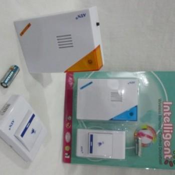 Foto Produk ATN Bel Pintu Rumah Wireless Bell Door 32 Music 150m Tanpa Kabel TOP** dari kemilau